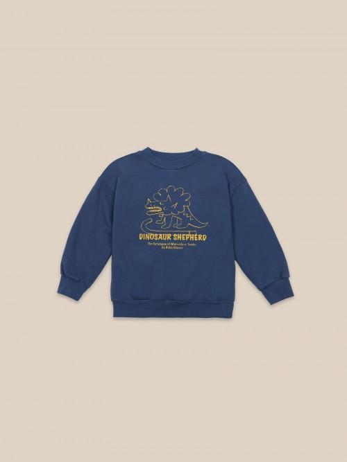Dino Round Neck Sweatshirt