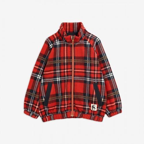 Cool Check Fleece Jacket