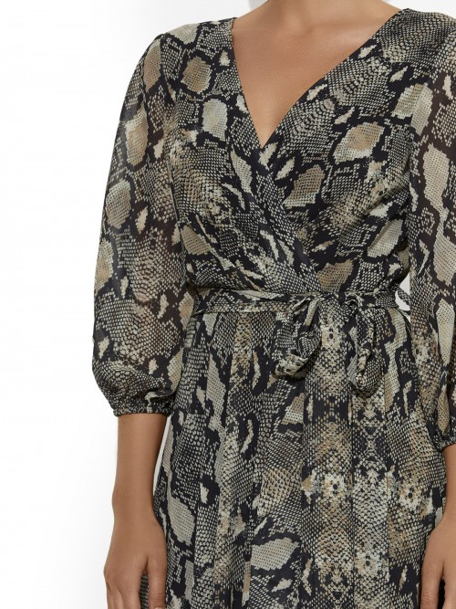 Elegant Long Sleeve Dress
