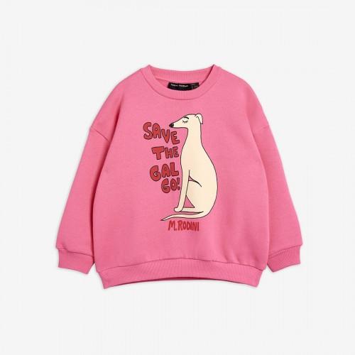 Soft Pink Sweatshirt