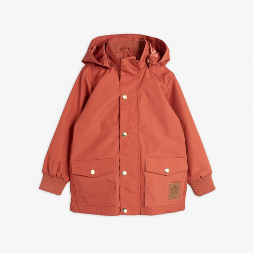 Orange All-Round Jacket