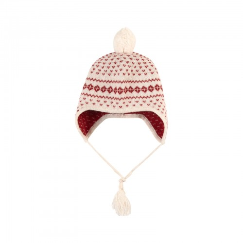 Knit Cashmere Baby Hat