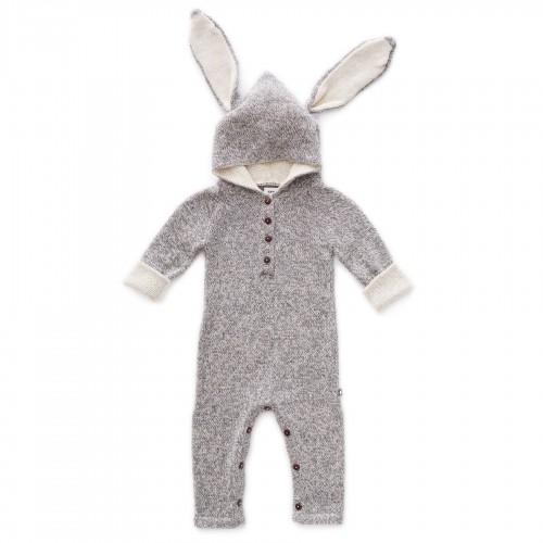 Adorable Hooded Jumper Rabbit