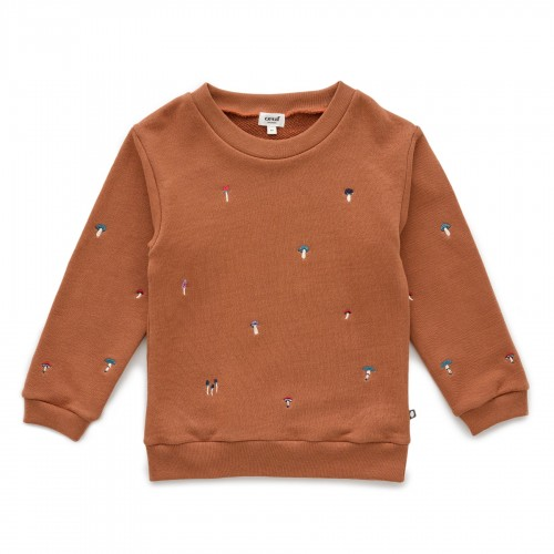 Autumnal Cozy Sweatshirt