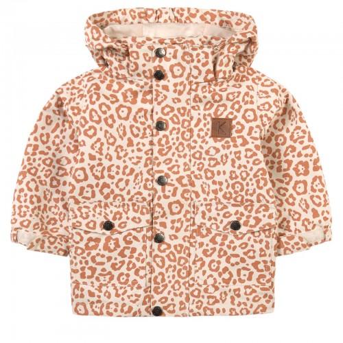 Beige Stockholm Shell Jacket