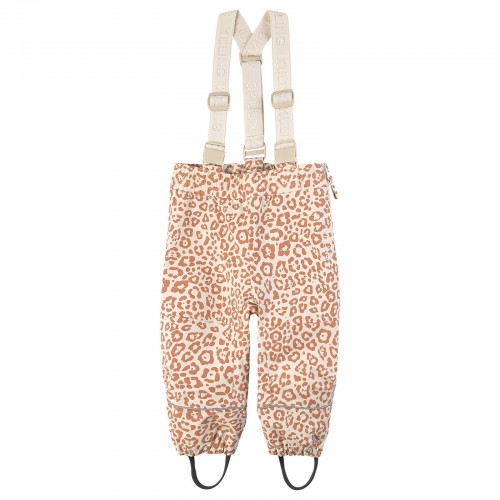 Going Shell Pants with Leopard Pint