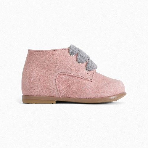 Comfortable Baby Shoes in Pink