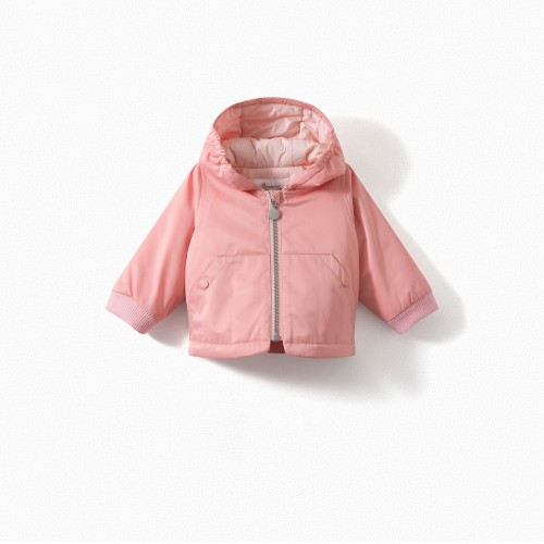 Baby Padded Jacket in Pink