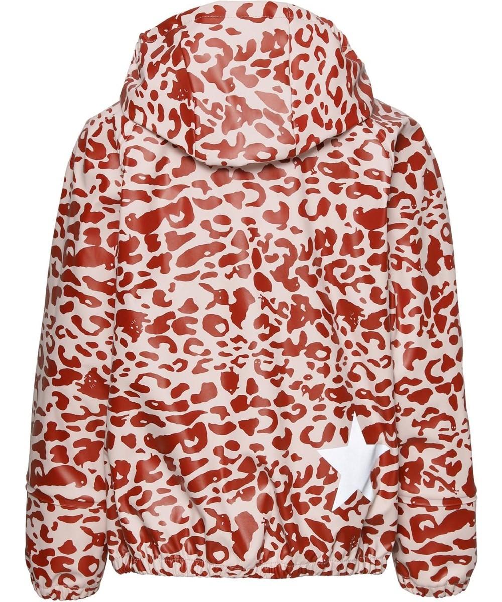 Perfect Rainwear Set in Leopard Print
