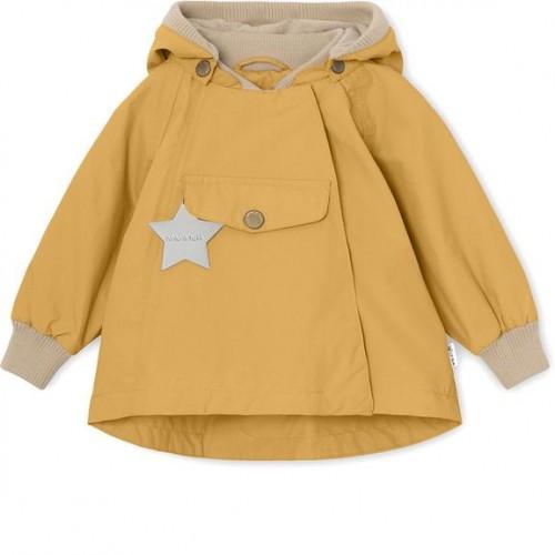 Cute Fleece Jacket in Yellow