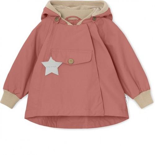 Dreamy Fleece Jacket in Pink