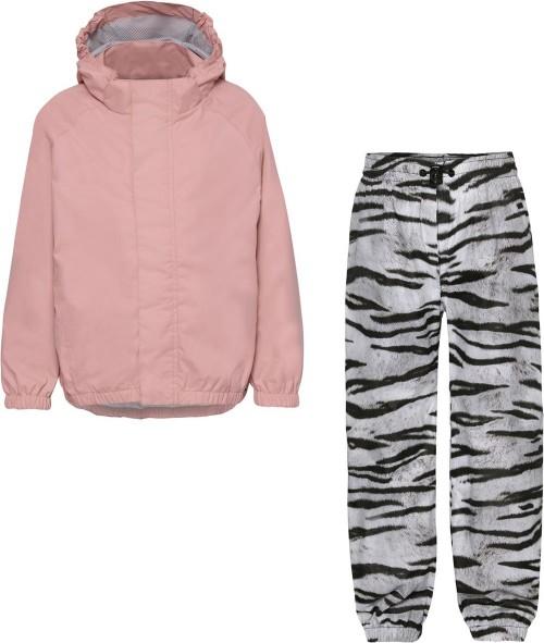 Functional Rainwear Tiger Set