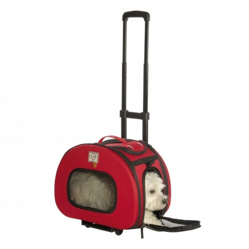 Country Transport Bag in Red
