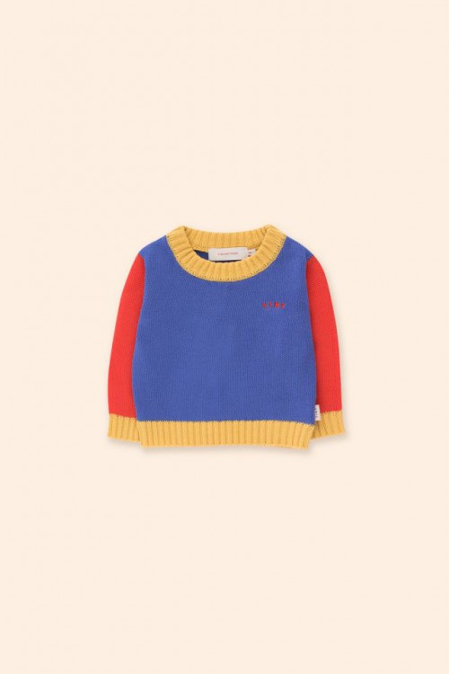Adorable Comfy Knitted Baby Sweater