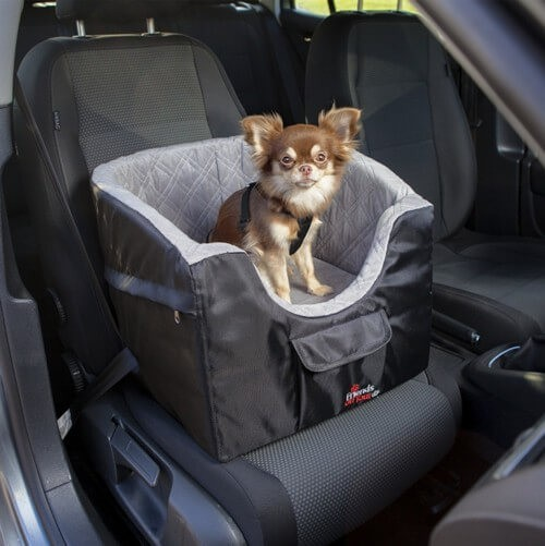 Black Car Seat for Small Dogs