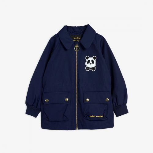 Spring Panda Jacket in Dark Blue