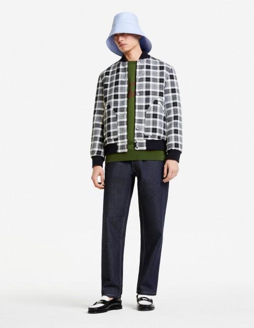 Khaki Iconic Cotton Sweatshirt