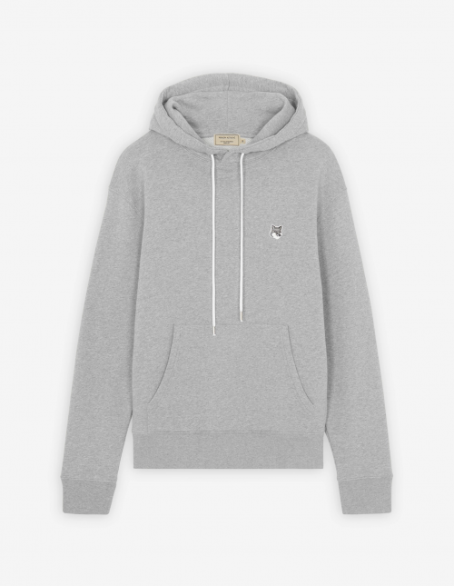 Grey Iconic Unisex Cotton Hoodie
