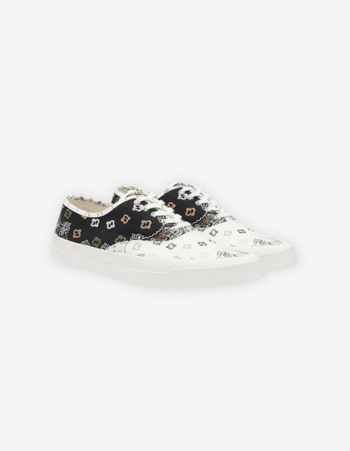 Unisex Low Top Cotton Sneakers