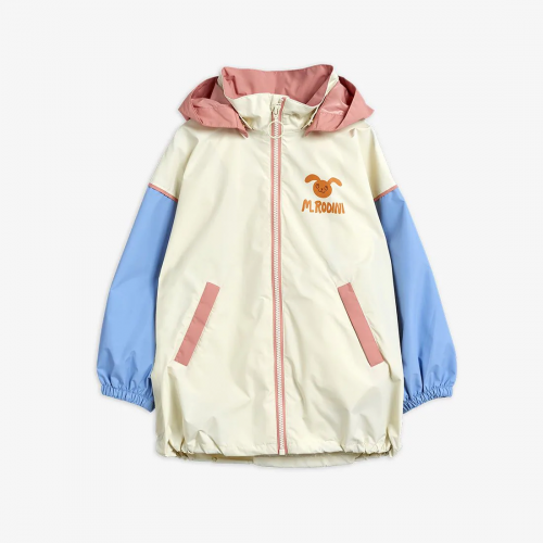 Cute Off White Spring Jacket