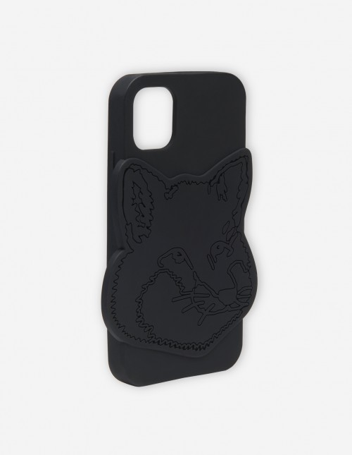 Black Silicone iPhone Case
