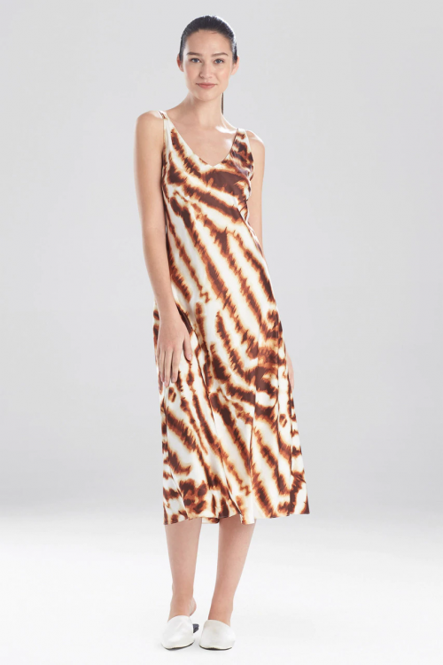 Gown Ethereal Tiger Satin