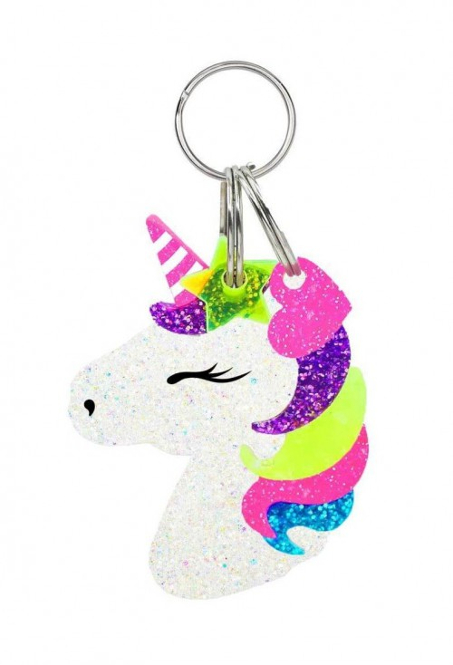 Perfect Unicorn Tag in Pink