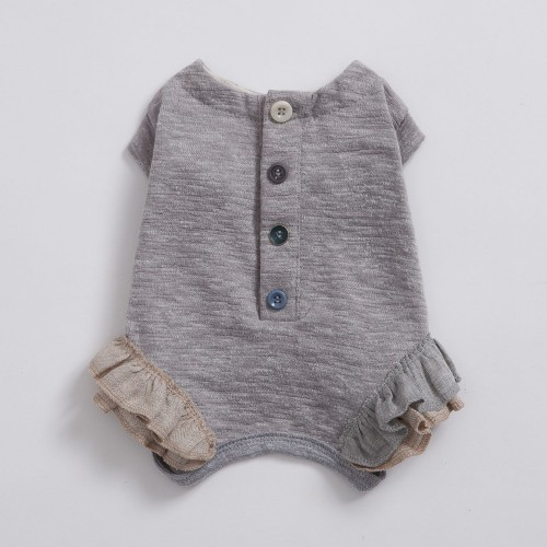 Grey New Trouser Rompers