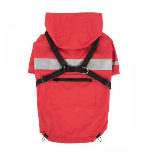 Premium Quality Raincoat in Red
