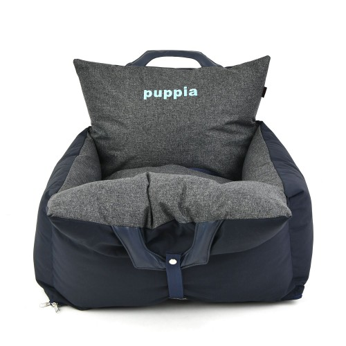 Cozy Dog Car Seat in Navy