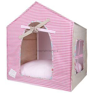 Luxury Cotton Pink House
