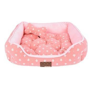 Stylish Pink Bed