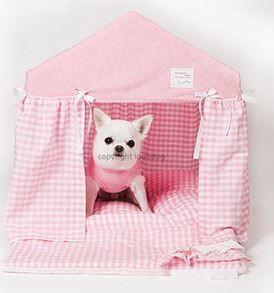 Elegant Pink Bed