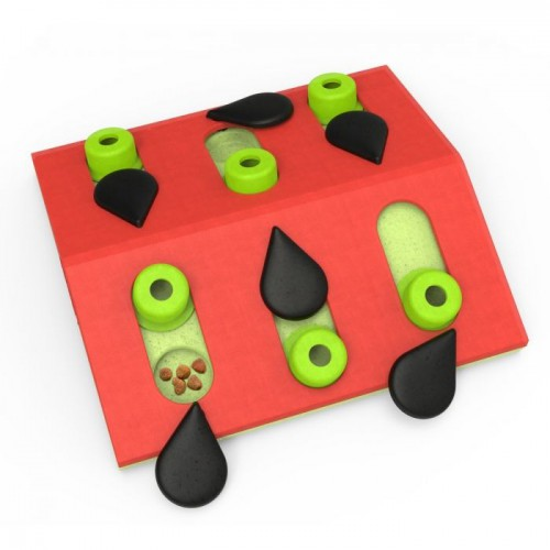 Interesting Cat Puzzle & Play Game