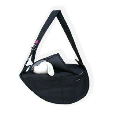 Pet Carry Bag in Black