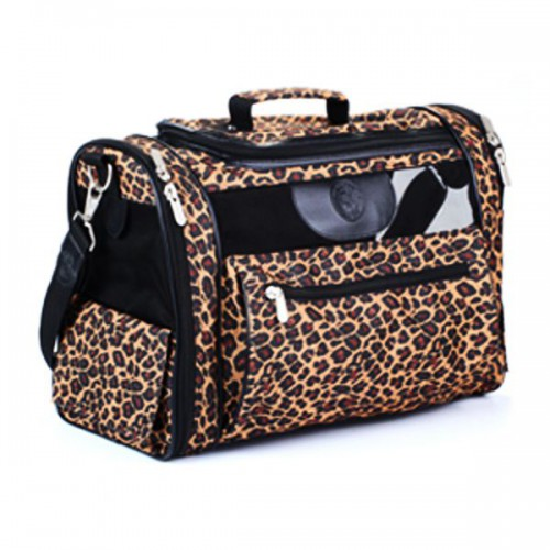 Stylish Leopard Cat Tote