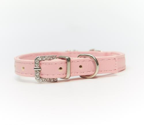 Soft Baby Pink Collar