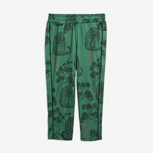 Ideal Trousers with Tiger Print
