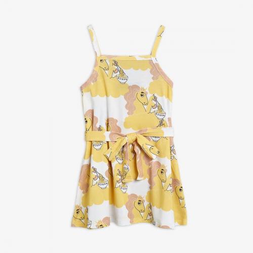 Perfect Dress with Unicorn Print