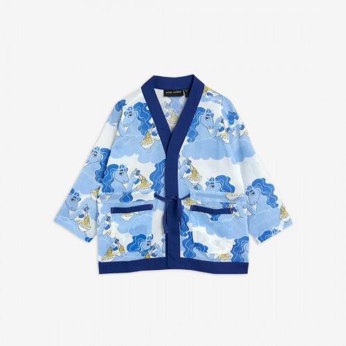 Stylish Woven Blouse Jacket