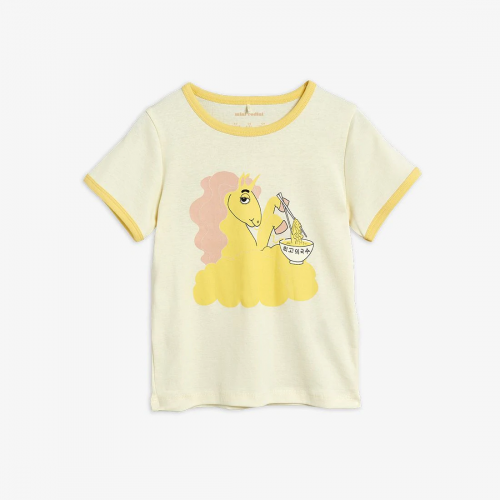 T-shirt with Unicorn Print