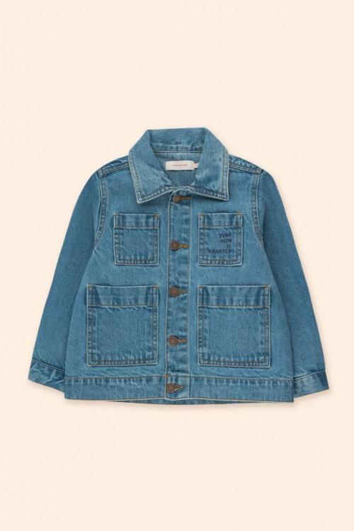 Light Denim Summer Jacket