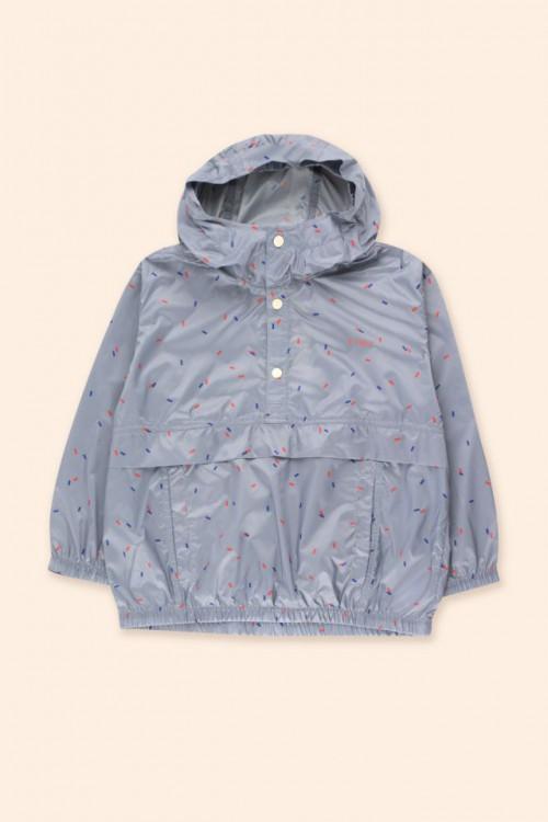 Lightweight Summer Pullover in Grey
