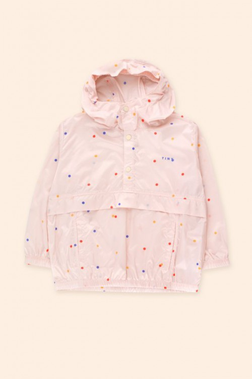 Lightweight Pullover in Pastel Pink