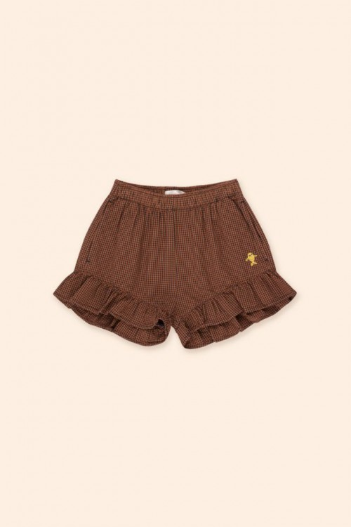Cinnamon and Ink Blue Short